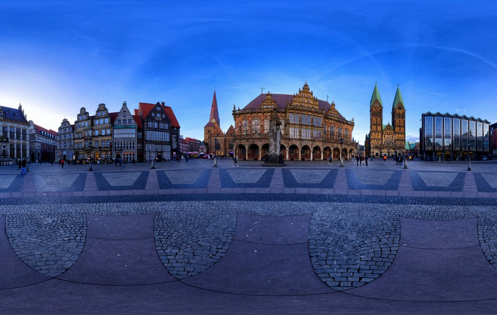 Bremen: Marktplatz
