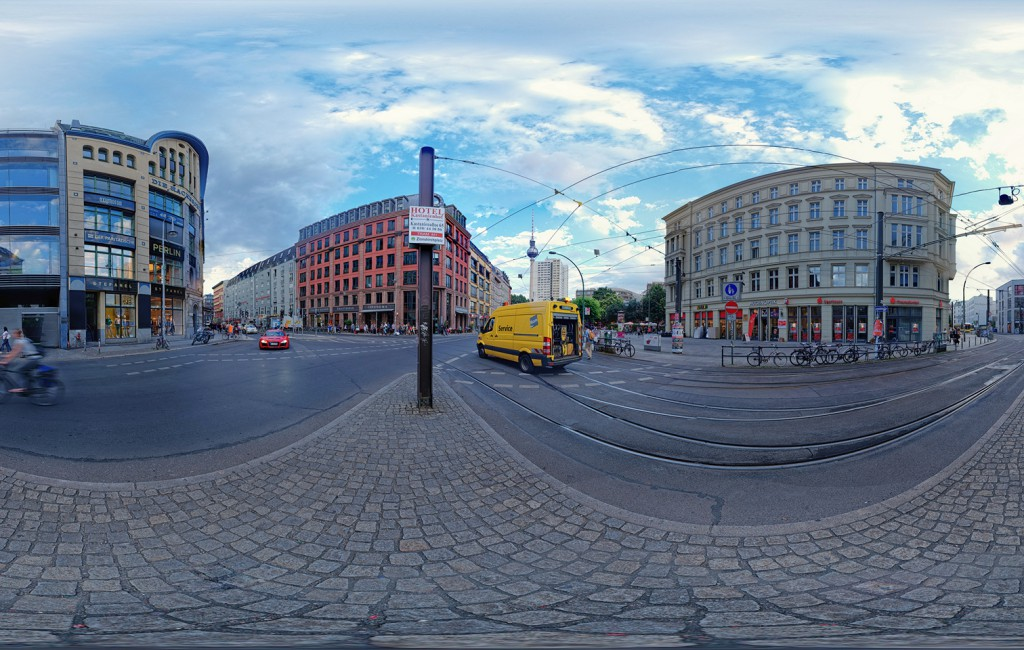 Berlin: Am hackeschen Markt